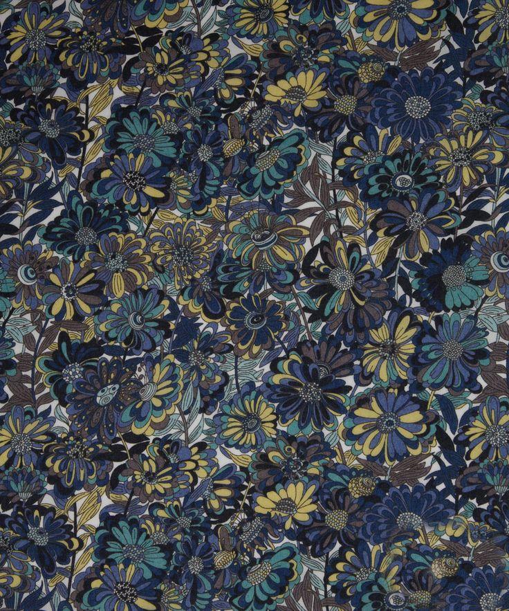 NEW SEASON! Liberty Art Fabrics Willow Rose E Tana Lawn | Tana Lawn by Liberty Art Fabrics | Liberty.co.uk