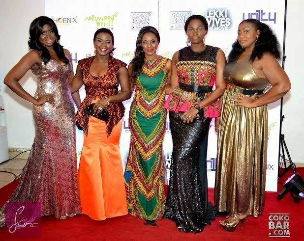 "Searchlight Nigeria: Photos: London Premiere Of ""Lekki Wives"""