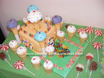 17 Best images about Candyland Cake on Pinterest | Cake ...