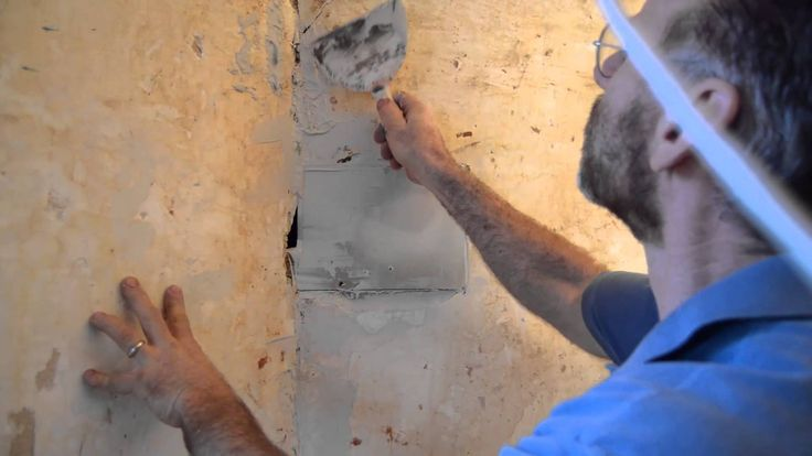 Real Plaster Walls : Images about drywall repair on pinterest plaster