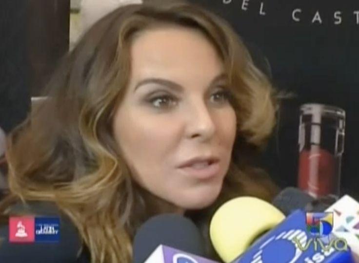 Kate del Castillo a pesar de su problema con la justicia sigue promocionando su Tequila