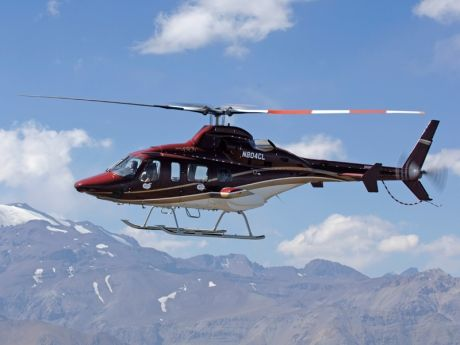 how to travel in helicopter