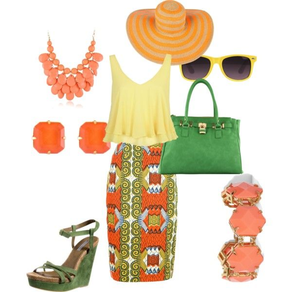 """sunny day"" by agnesvanliere on Polyvore"