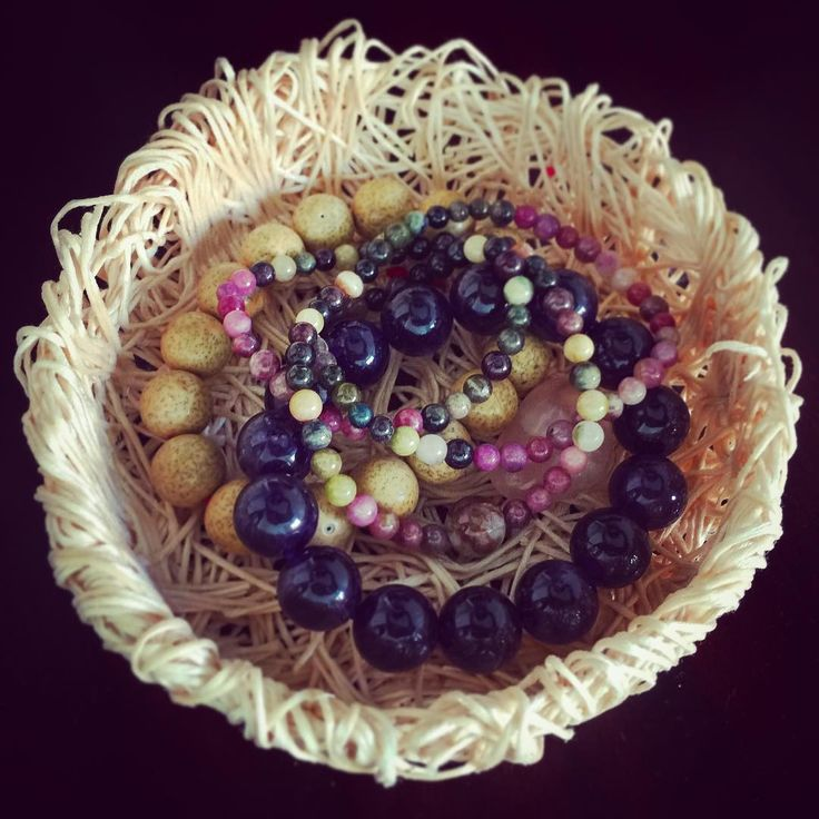 """Nest"", my Egyptian cotton jewellery basket. #handmade #beanaretto"