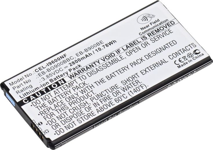 DANTONA REPLACEMENT BATTERY FOR SAMSUNG GALAXY S5 GT-I9600 WITH NFC #Ultralast
