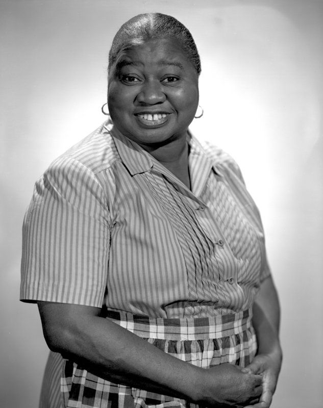 """Hattie McDaniel (1893-1952) As an actress, McDaniel appeared in more than 300 films and was the first African American to win an Oscar in 1940. She was also the star of the CBS Radio program, """"The Beulah Show."""""""