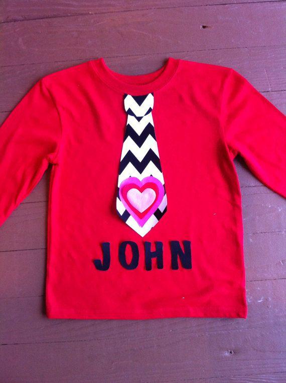 Custom Children S Clothing Boys Personalized Valentine
