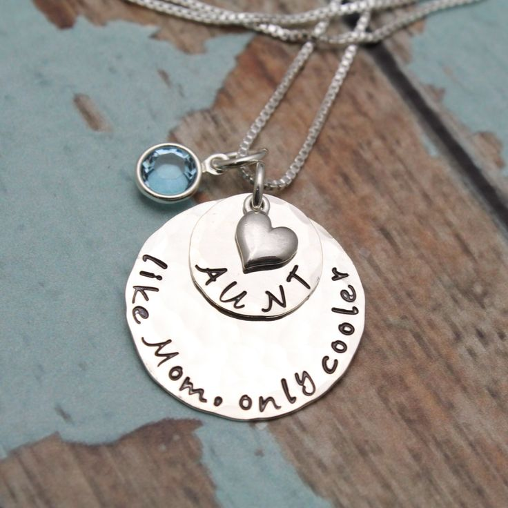 sister sisters birthstone with to necklace promoted pin on by get custom stamped the etsy best hand aunt