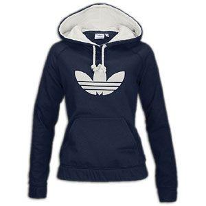 adidas Originals Collegiate Fleece Hoodie - Women's This reminds me of high school :)