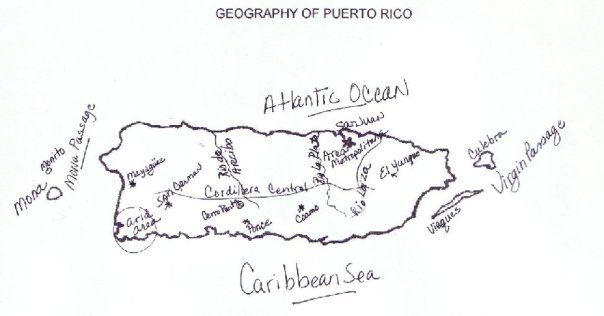 Collection Of Puerto Rico Drawing Download More Than 30 Images
