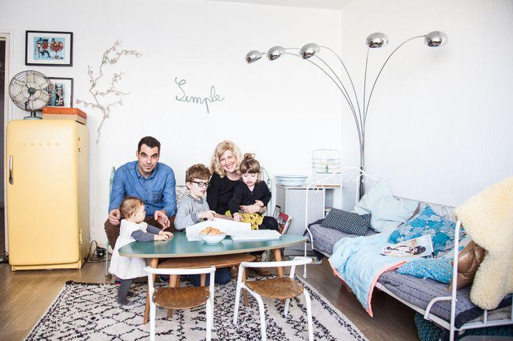 The Socialyst Family - source d'inspiration pour la déco d'intérieur et pour les prénoms d'enfants !