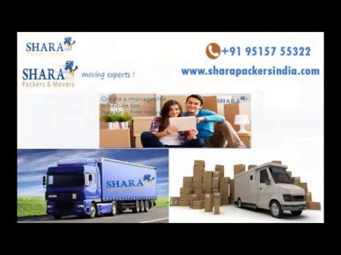 Shara Packers & Movers A Group of SHARA PACKERS INDIA