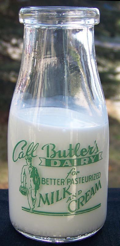 17 best images about milk bottles chocolate pots on for Butlers bayreuth