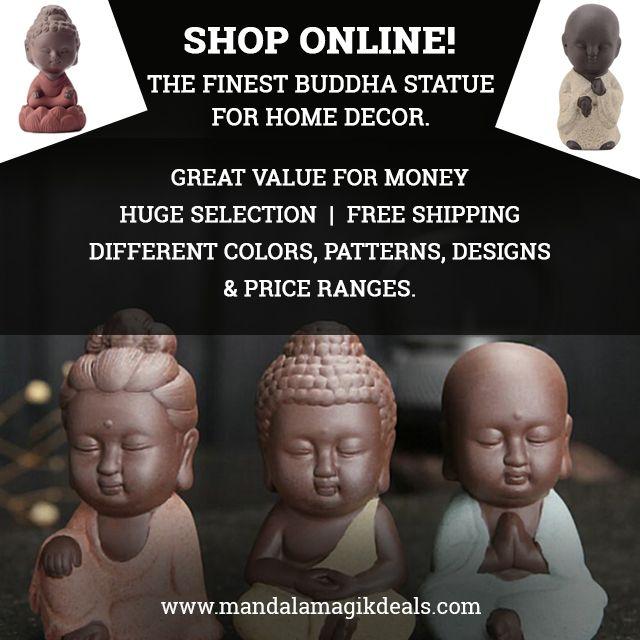 Finest #Buddhastatue for home decor