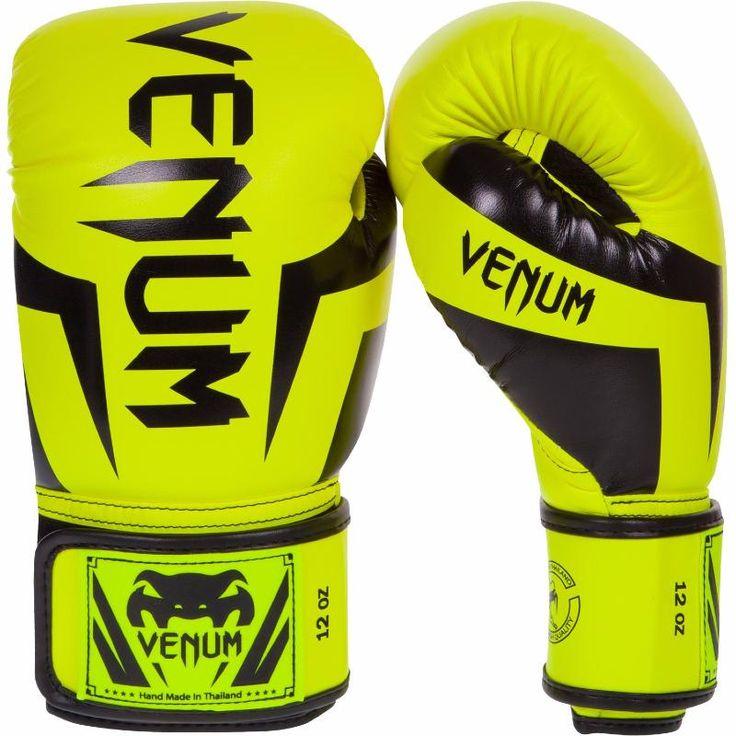 Gants de boxe Venum Elite