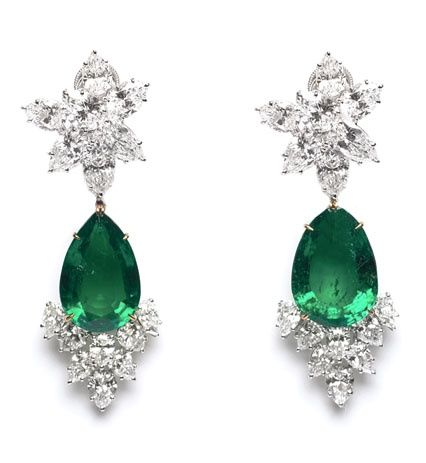 Harry Winston Vintag beauty bling jewelry fashion