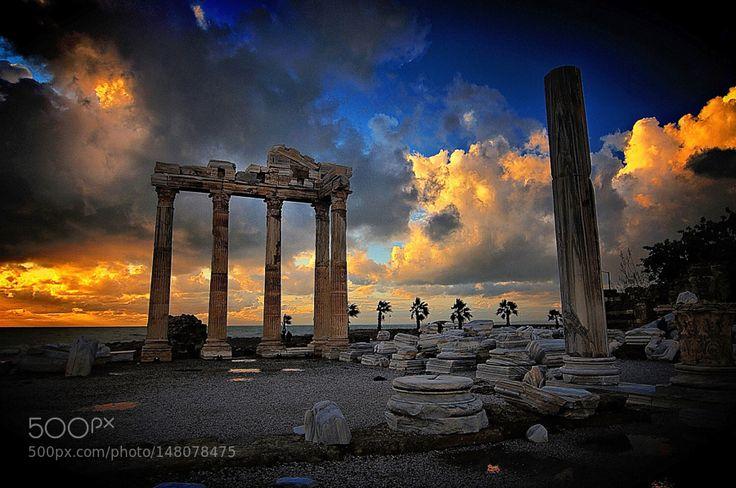 Popular on 500px : Side Antalya by Nyeaz