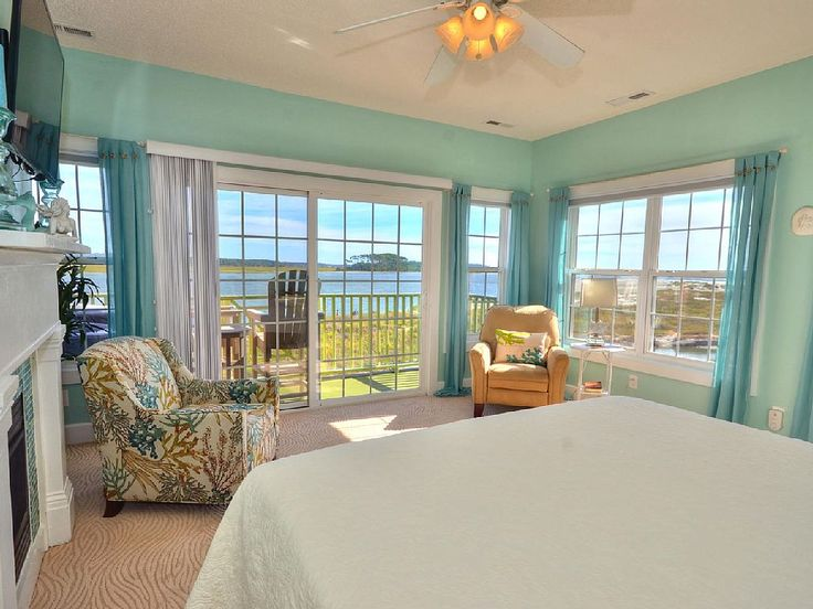 Other Cherry Grove Beach Properties Vacation Rental - VRBO 451905 - 4 BR Cherry Grove Beach House in SC, The Shanty: Gorgeous Home on 'the Point' of Cherry Grove at Hog Inlet