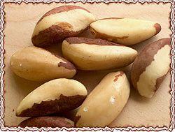 Бразильский орех. Полезные свойства ореха. Бразильский орех и повышение иммунитета. Орех для красоты кожи.   Здоровое питание