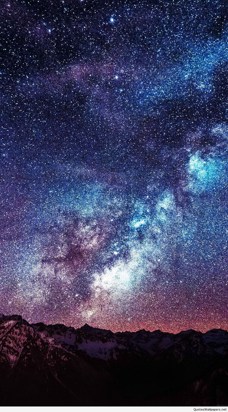 wallpaper-amazing-milkyway-space-mountain-red-34-iphone6-plus-wallpaper