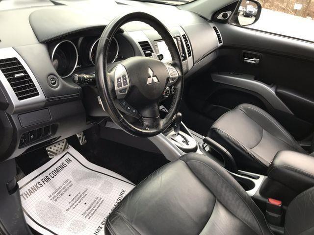 2011 Mitsubishi Outlander Gt Sport Utility 4d In 2020 Mitsubishi Outlander Mitsubishi Outlander Gt Used Cars