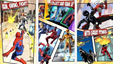Spider-Man Unlimited Android Game Free Download - Free Download Full Version Games