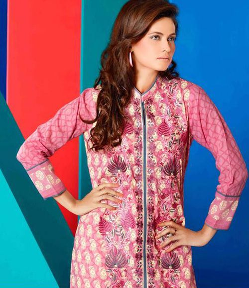 Tawwakal Festive Embroidered Kurtis Collection SBT_401B