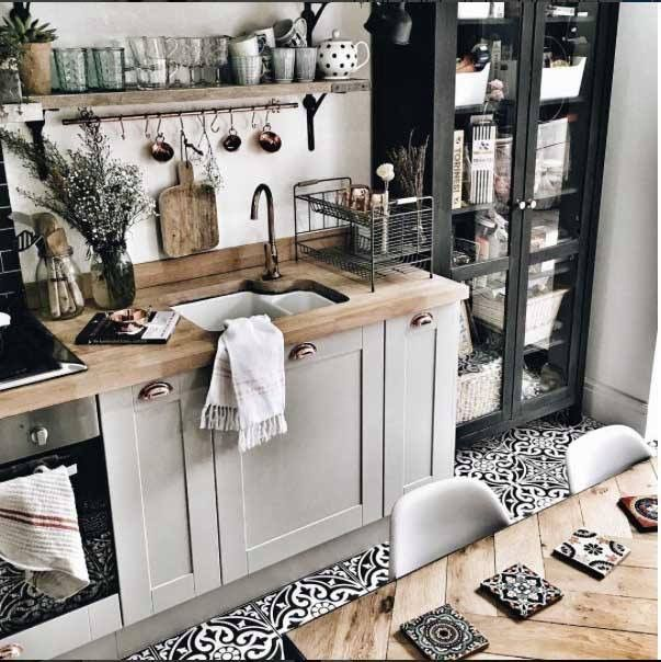 free standing glass pantry cabinet so you can see everything