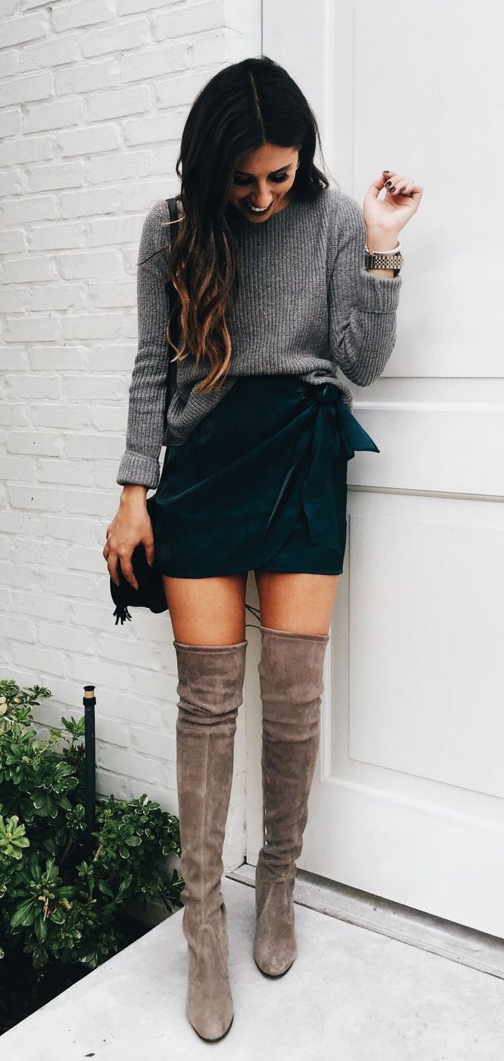 Love this skirt and the whole outfit