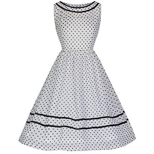 Lindy Bop 'Rosina' Monochrome Darling Swing Dress (S, Whi... https://www.amazon.com/gp/product/B011IJ0WN6/ref=as_li_qf_sp_asin_il_tl?ie=UTF8&tag=rockaclothsto-20&camp=1789&creative=9325&linkCode=as2&creativeASIN=B011IJ0WN6&linkId=d6affee653c7100beb49a67cdbb333a3