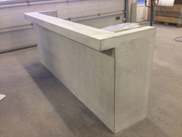 Cazana Bar Cazana Beton Concrete Furniture And More Pinterest Bar