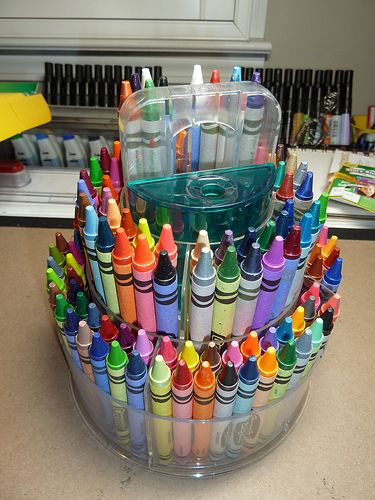 11 best CRAYOLAS images on Pinterest Towers Crayons and