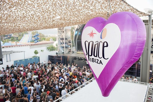 Sun May 26, 2013: Space Ibiza Opening Fiesta