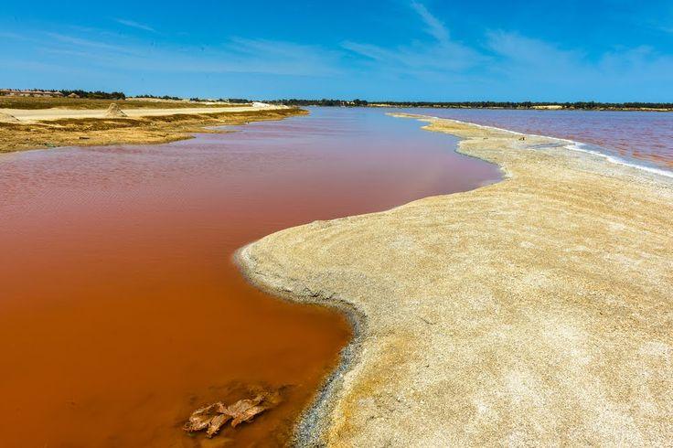 Озеро Ретба, Сенегал - ПоЗиТиФфЧиК - сайт позитивного настроения!