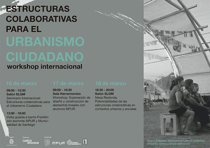 MAR.16 -18 Workshop Estructuras Colaborativas