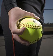 softball pitches | Softball Pitching - How to Pitch a Rise Ball