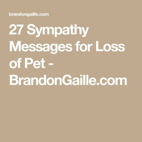 The 25+ best Sympathy notes for loss ideas on Pinterest Words - condolence letter
