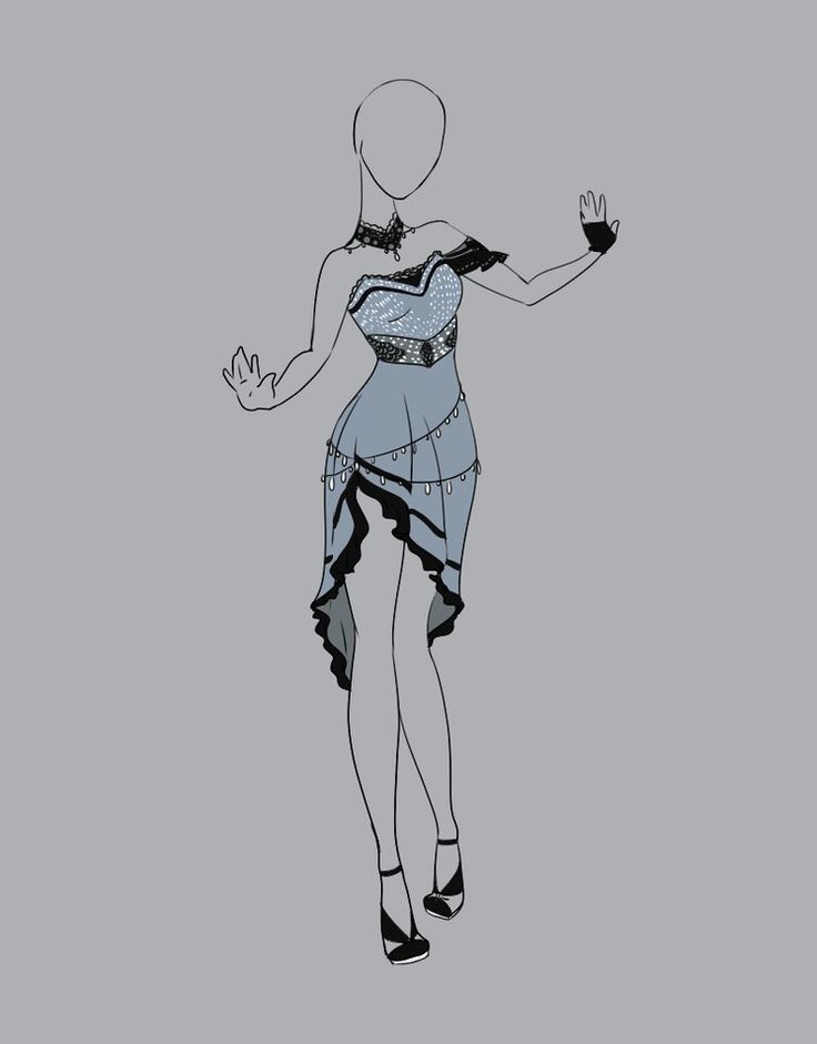 .::Outfit Adopt 11 (CLOSED)::. by Scarlett-Knight on DeviantArt