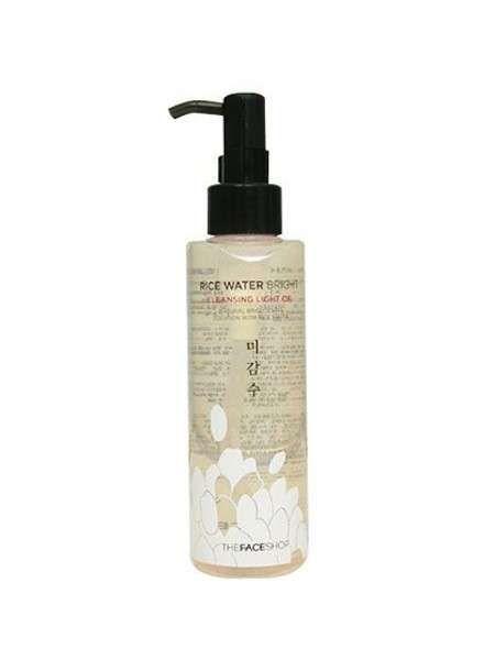 Prodotti di bellezza coreani - Acqua micellare Rice Water The Face Shop
