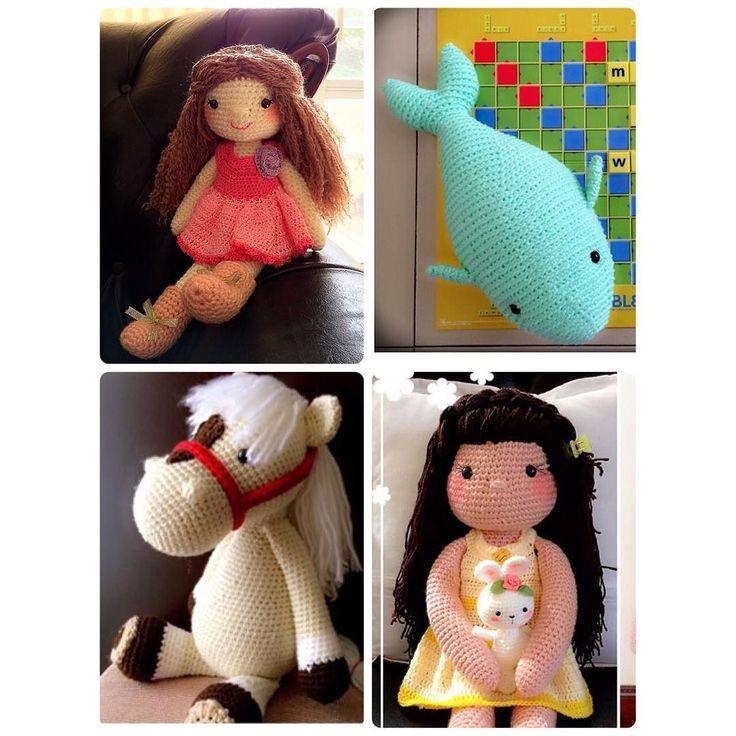#crochetaddict #crochetlovers #crochetdoll #crochet #amigurumi #amigurumist #amigurumidoll #haken #handmadedoll #handmade #diy #boneka #rajutan #bonekarajut #instadoll #ilovedolls #ilovecrochet #instacrochet #readystock by nanafairycrafts