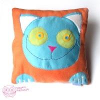 quarto de criança - travesseiros Gato Travesseiro de pelúcia