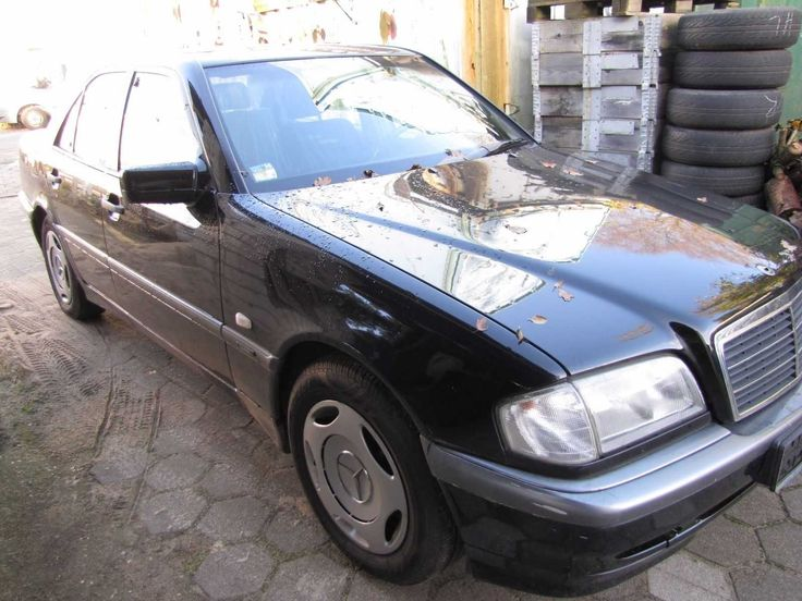 Mercedes C 220 CDI,Automatic,Klima,AHK,Schwarz,guter zustand