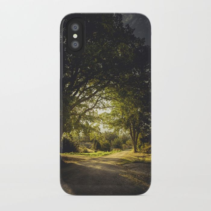 On the road again iPhone Case by HappyMelvin | Society6