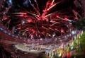 """C'est parti! Après 7 ans de travaux, un coût de 12 milliards d'euros et un casse-tête en matière de transports et sécurité, la reine Elizabeth II a enfin donné le coup d'envoi des JO de Londres. A la surprise générale, la vasque olympique a été allumée par un groupe de sept jeunes espoirs britanniques. """"Je [...]"""
