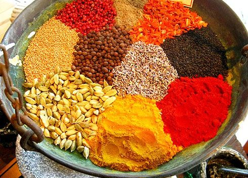 spice up your meals : 4 must-have spice blends