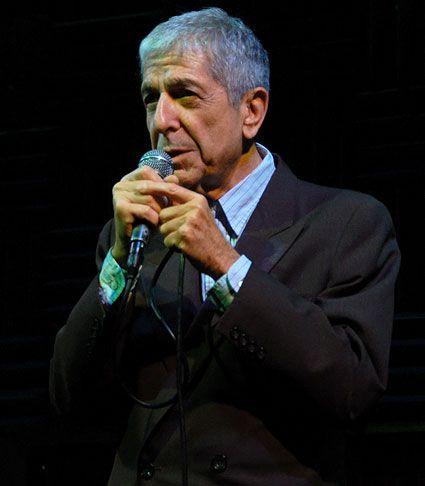 Leonard Cohen & Anjani @ Joe's Pub