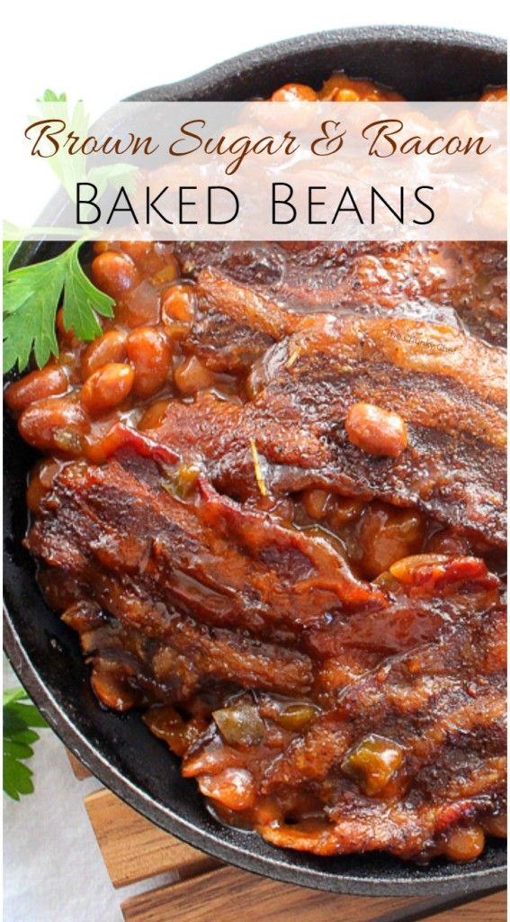 and bacon baked beans brown sugar bacon dried beans beans beans bean ...
