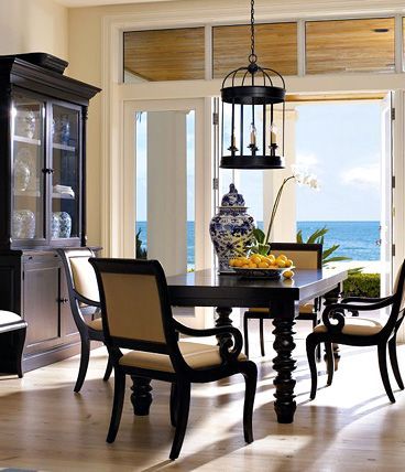Dining   Rooms U0026 Ideas. Dark FurnitureBritish Colonial ...