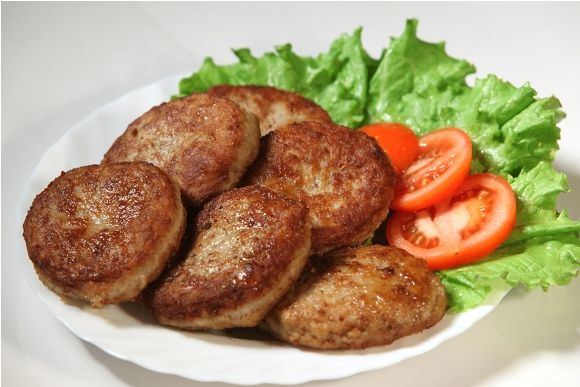Рецепты котлета для гамбургера