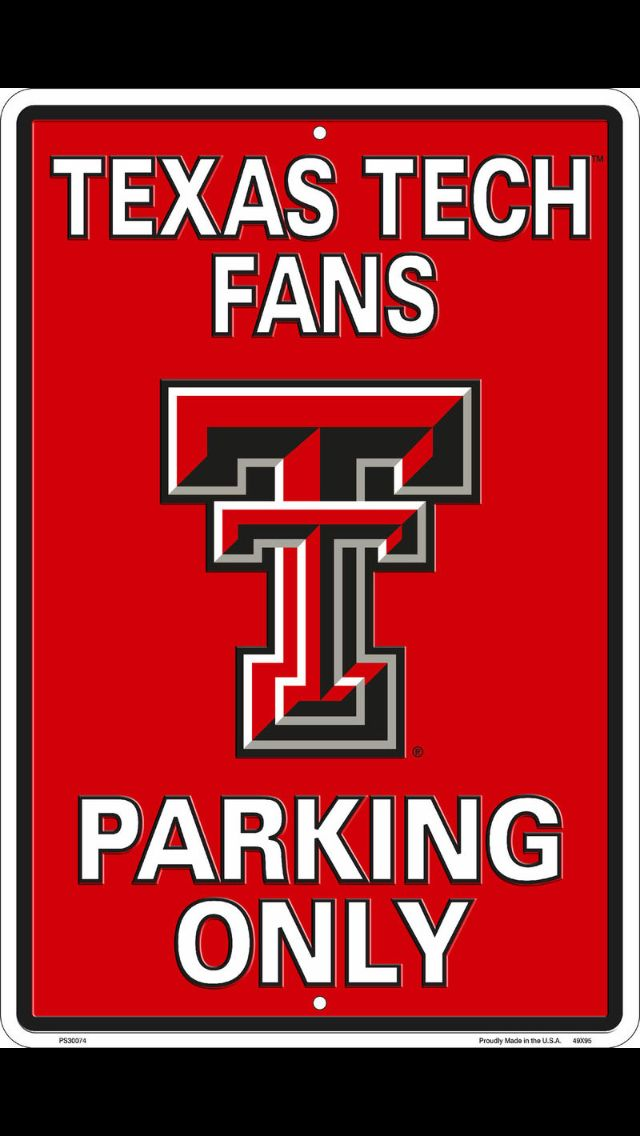 Texas Tech #TTAA #SupportTradition